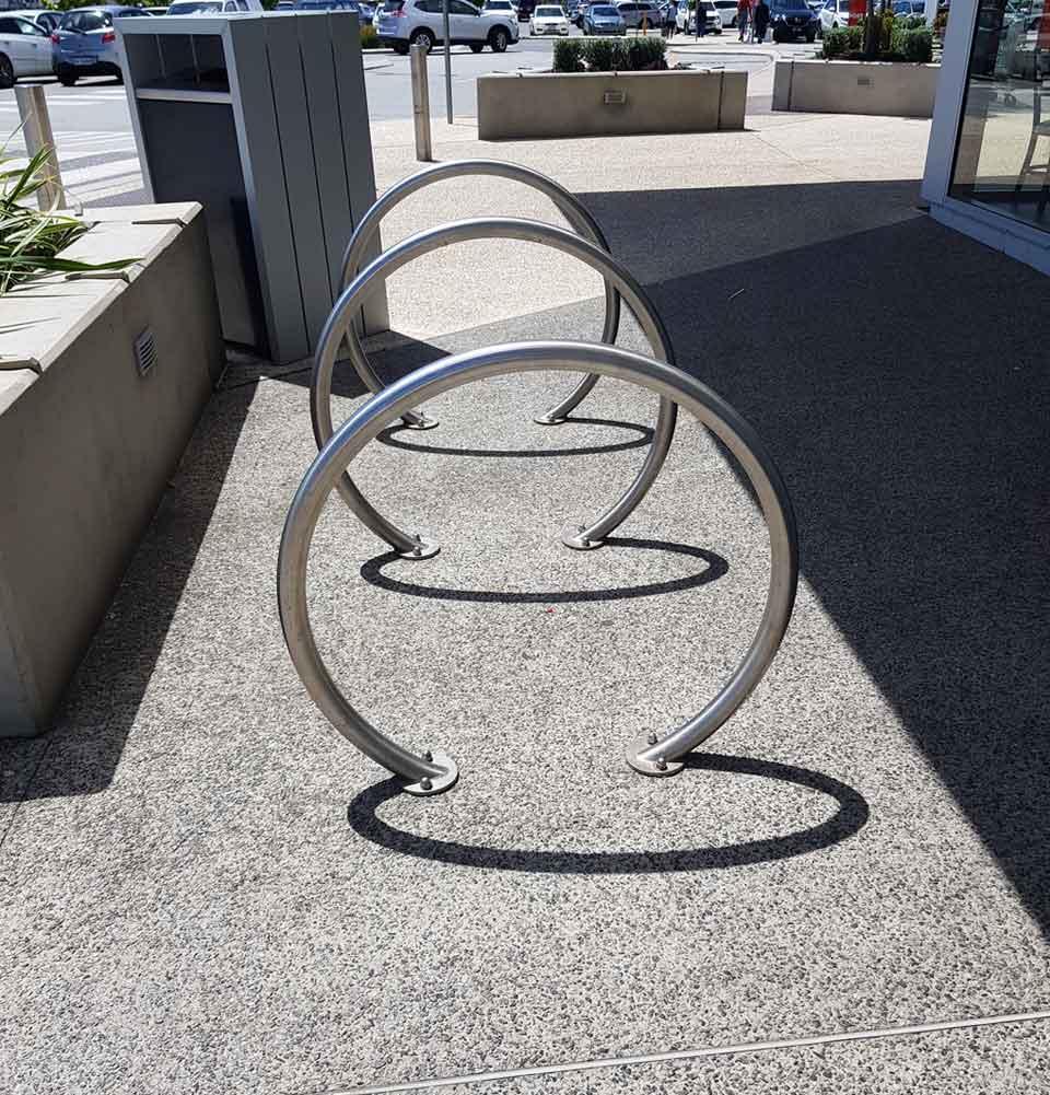 Bike rack perth